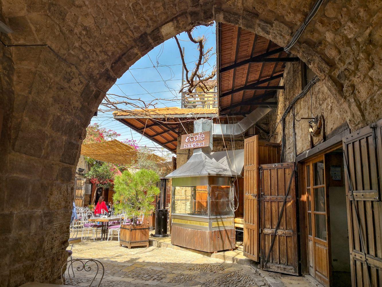 Jbeil Old Town