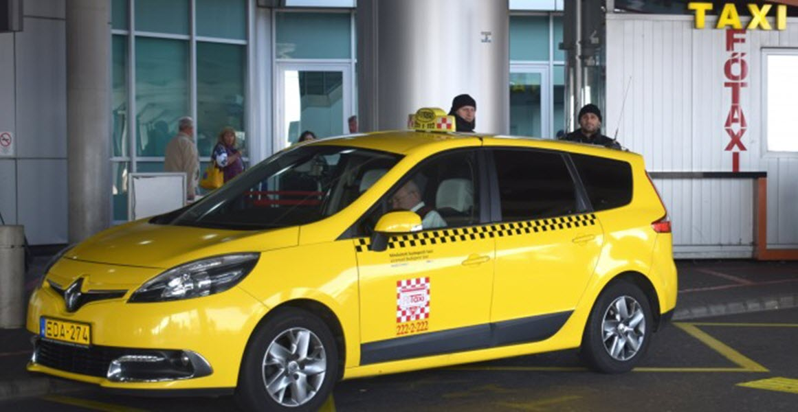 Budapest Airport Taxi